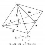 Korrapärane kolmnurkne püramiid