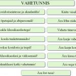 VAHETUNNIS